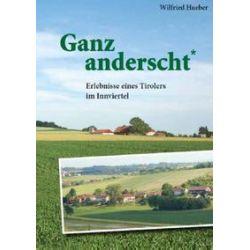 Bücher: Ganz anderscht  von Wilfried Hueber