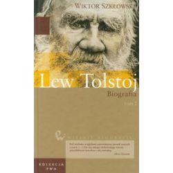 Wielkie biografie. Lew Tołstoj. Tom 2 - Wiktor Szkłowski
