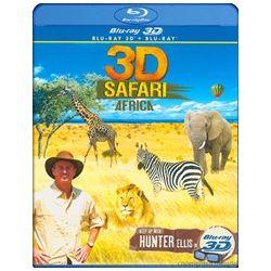 3D Safari: Africa (Blu-ray 3D) (Blu-ray  2011)