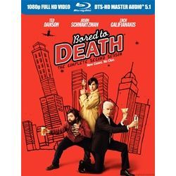 Bored To Death: The Complete Second Season (Blu-ray  2010)