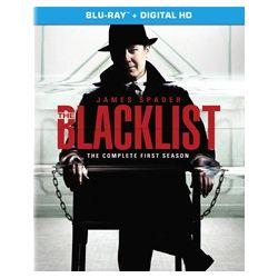 Blacklist, The: The Complete First Season (Blu-ray + Digital HD) (Blu-ray  2013)