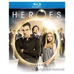 Heroes: Season 3 (Blu-ray  2008)