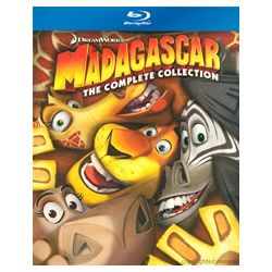 Madagascar: The Complete Collection (Blu-ray )