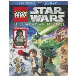 Lego Star Wars: The Padawan Menace (Blu-ray  2011)