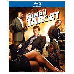 Human Target: The Complete First Season (Blu-ray  2010)