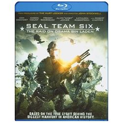 Seal Team Six: The Raid On Osama Bin Laden (Blu-ray  2012)