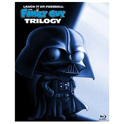 Laugh It Up, Fuzzball: The Family Guy Trilogy (Blu-ray )