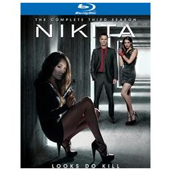 Nikita: The Complete Third Season (Blu-ray + UltraViolet) (Blu-ray  2012)