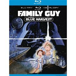 Family Guy Presents: Blue Harvest (Blu-ray + Digital Copy) (Blu-ray  2007)