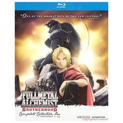 Full Metal Alchemist Brotherhood: Complete Collection One (Blu-ray )
