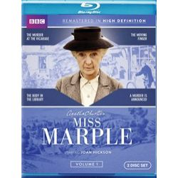 Miss Marple: Volume One (Blu-ray )