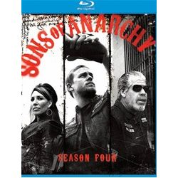 Sons Of Anarchy: Season Four (Blu-ray  2011)