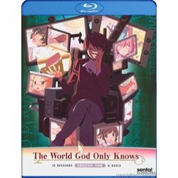World God Only Knows, The (Blu-ray  2010)