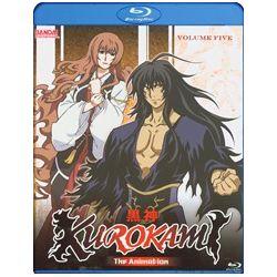 Kurokami: The Animation - Volume 5 (Blu-ray  2009)