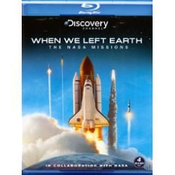 When We Left Earth: The NASA Missions (Blu-ray  2008)