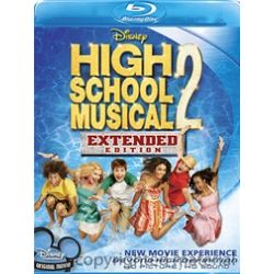 High School Musical 2: Extended Edition (Blu-ray  2007)
