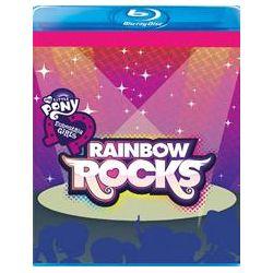 My Little Pony: Equestria Girls - Rainbow Rocks (Blu-ray  2014)