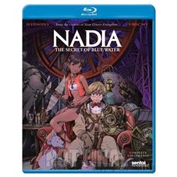 Nadia, The Secret Of Blue Water: The Complete Collection (Blu-ray )