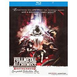 Full Metal Alchemist Brotherhood: Complete Collection Two (Blu-ray )