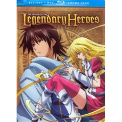Legend Of The Legendary Heroes: Part One - Limited Edition (Blu-ray + DVD Combo) (Blu-ray )
