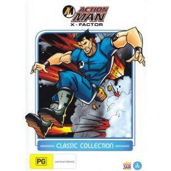 Action Man on DVD.