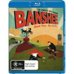 Banshee on DVD.