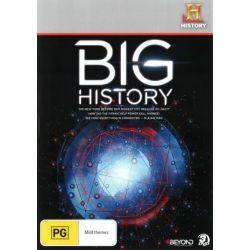 Big History on DVD.