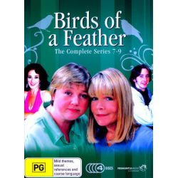 Birds of a Feather on DVD.