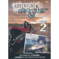 Adventure Angler on DVD.
