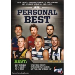 AFL Personal Best on DVD.