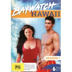 Baywatch Hawaii on DVD.