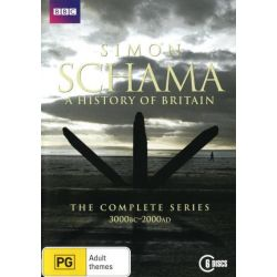 A History Of Britain on DVD.