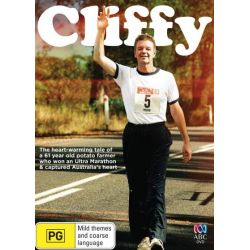Cliffy on DVD.