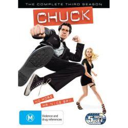 Chuck on DVD.
