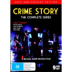 Crime Story on DVD.