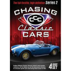 Chasing Classic Cars on DVD.