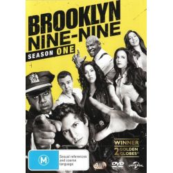 Brooklyn Nine-Nine on DVD.