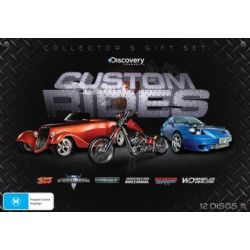 Custom Rides on DVD.