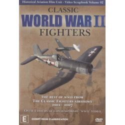 Classic World War Two Fighters on DVD.