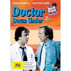 Doctor Down Under on DVD.