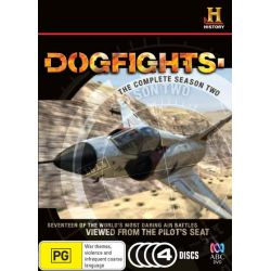Dogfights on DVD.