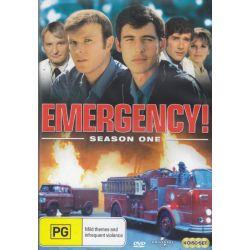 Emergency! on DVD.