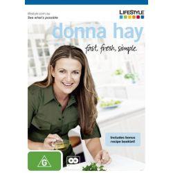 Donna Hay on DVD.