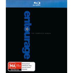 Entourage on DVD.