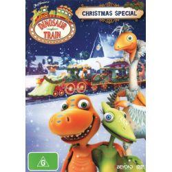 Dinosaur Train on DVD.