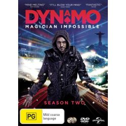 Dynamo Magician Impossible on DVD.