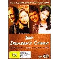 Dawson's Creek on DVD.