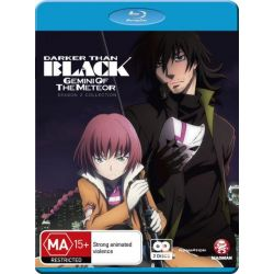 Darker than Black on DVD.