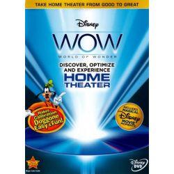 Disney WOW on DVD.