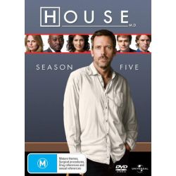 House M.D. on DVD.